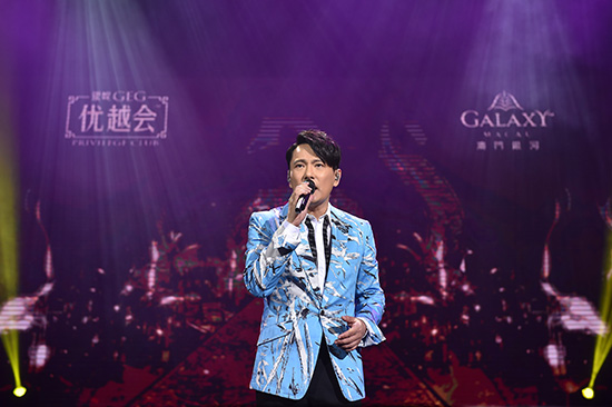 """Prince of Love Songs"""" Jeff Chang Melted Hearts at Broadway"""